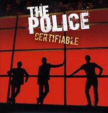The Police - Certifiable Vinyl Lp3 a and M Reco