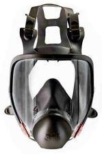 3M 6900 Full Facepiece Respirator Mask, Large - Grey