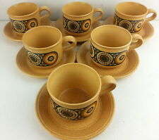 Unboxed 1960-1979 Staffordshire Pottery Tea Services