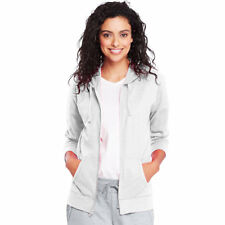 Hanes Women s Slub Jersey Hoodie White Regular 2xl 6b017eae59