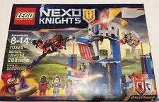 New LEGO Nexo Nights 70324 Merlok's Library 2.0 Factory Sealed