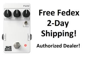 New JHS 3 Series Fuzz Guitar Effects Pedal