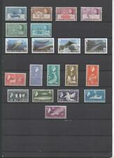 BRITISH ANTARCTIC COLLECTION 1937/52 ON 6 PAGES