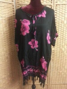 LADIES FESTIVAL BOHO TOP FIT APPROX UP TO 18/20