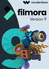 Wondershare Filmora 9 Editor de Video Full Version | Digital, Via email  PC ✅