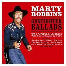 Marty Robbins - Gunfighter Ballads [New CD] Bonus Tracks, UK - Import