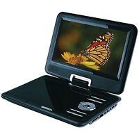 Sylvania SDVD9000B2 9-Inch Portable DVD Player W/ Car Bag/Kit, Swivel Screen