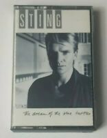 STING Cassette The Dream of the Blue Turtles 1985 A&M Records Tape