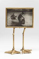 Kare Bilderrahmen Duck Feet horizontal 13 x 18 cm gold 19 x 37,5 x 9,5 cm