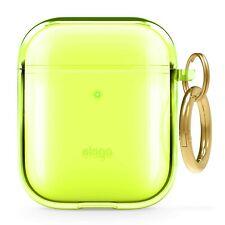 AirPods Case  -  elago® Clear Case [Neon Yellow]