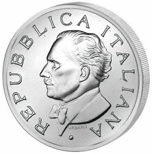 Italy, 5 Euro, Arturo Toscanini, 50th Anniversary of the death, 2007 Italia