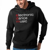 EDM Electronic Dance Music Club Music Musik DJ Kapuzenpullover Hoodie Sweater