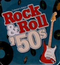 Various : Rock & Roll 50s (3 cd Collectors Tin) CD