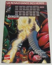 Iron Man # 10 [Heroes Reborn] VF Marvel France 1998