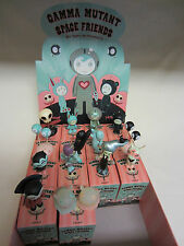 Kidrobot Dunny Gamma Mutant Space Friends Tara McPherson Complete Collection