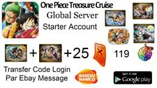 [OPTC] Global Server One Piece Treasure Cruise   Luffy/Law - Luffy G4V2 + Bullet