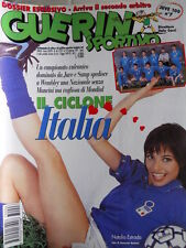 Guerin Sportivo n°6 1997 con inserto ALBUM PANINI JUVE 1985-86-87   [GS44]
