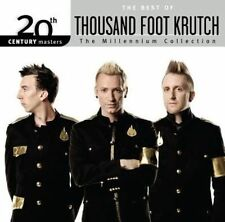 Millennium Collection 20th Century Masters Thousand Foot Krutch Audio CD