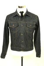 New listing vintage 70s mens dark wash Jcpenney retro denim jean jacket point collar 40 R