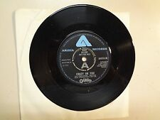"HEART: Crazy On You- Soul Of The Sea-U.K. 7"" 1976 Arista Records 86 Demo Label"