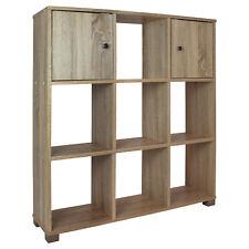 Regal Bücherregal Standregal Hochregal Raumteiler Schrank Regalwürfel 9 Fächer