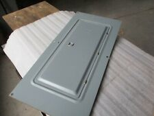Square D 20 circuit Load cCenter Panel Cover