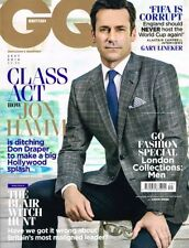 September Monthly Magazines in English GQ