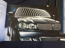 2008 Jaguar XJ Full Line USA Market Brochure Catalog Prospekt