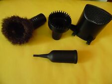 KIRBY AVALIR TOOLS INFLATOR DUSTER BRUSH SPINDLE GUARD & MASSAGE CUP