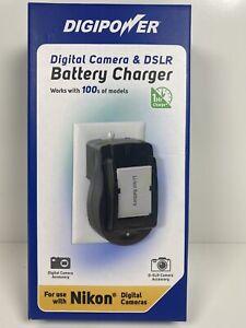 DIGIPOWER Digital Camera & Dslr Battery Charger
