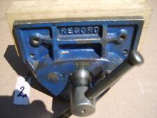 Record Vice 52E carpenters vice
