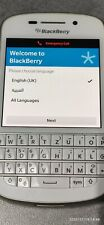 Blackberry Q10 Blanc QWERTZ