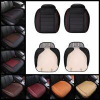MAT Cubierta de asiento de coche Cojin de silla Cuero de la PU Protector