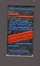 Pin's livre / gastronomie & tourisme - le bottin gourmand 1992 (10ème année)