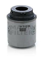 Mann & Hummel Oil Filter Fuel W 712/94 - BRAND NEW - GENUINE - 5 YEAR WARRANTY