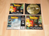 TINY TOON ADVENTURES TOONENSTEIN DARE TO SCARE! PARA LA SONY PS1 EN BUEN ESTADO
