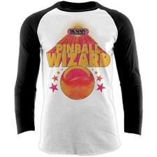 Markenlose Baseball Langarm Herren-T-Shirts