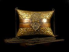 Handbag Pillow Art Nouveau C 1900 - Sue's Curios Fashion Pillow Handbag 12 CM