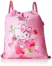 Hello Kitty Drawstring Swim / Gym Bag Brand New by Target.