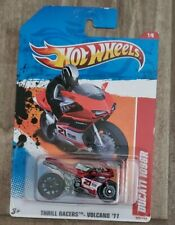DUCATI 1098R SPORTBIKE HOT WHEELS DIECAST 2011