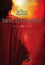 The Word of Promise New Testament Audio Drama NKJ Bible 20 CD Set With Bonus DVD