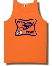 "Von Miller Denver Broncos ""Miller Time"" jersey shirt TANK-TOP"