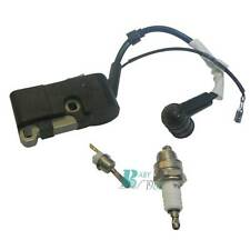 On /Off Stop Switch Ignition Coil &Spark Plug Fit 5200 5800 45CC 52CC 58CC Saw