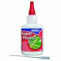 Deluxe Materials Super Phatic Glue 50ml AD21, UK Model shop stock