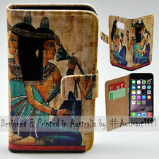 """Wallet Phone Case Flip Cover for Apple iPhone 6 / 6S 4.7"""" - Ancient Egypt Theme"""