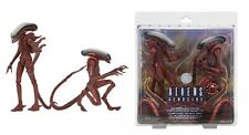 ALIENS GENOCIDE /SET 2 XENOMORPH BIG CHAP & DOG ALIEN 18 CM- NECA IN BOX 7""