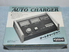 NEW Kyosho RC Battery Quick Auto Charger NiCad