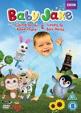 Baby Jake 1 & 2 Boxset DVD Children's Kids Stories Music Animation Live Action
