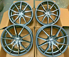 "20"" Alloy Wheels Conceptor Fits Range Rover Evoque Velar Discovery Sport"