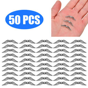 50pcs 32mm Charms Angel Wing Spacer Beads Tibet Retro DIY Jewelry Pendant New